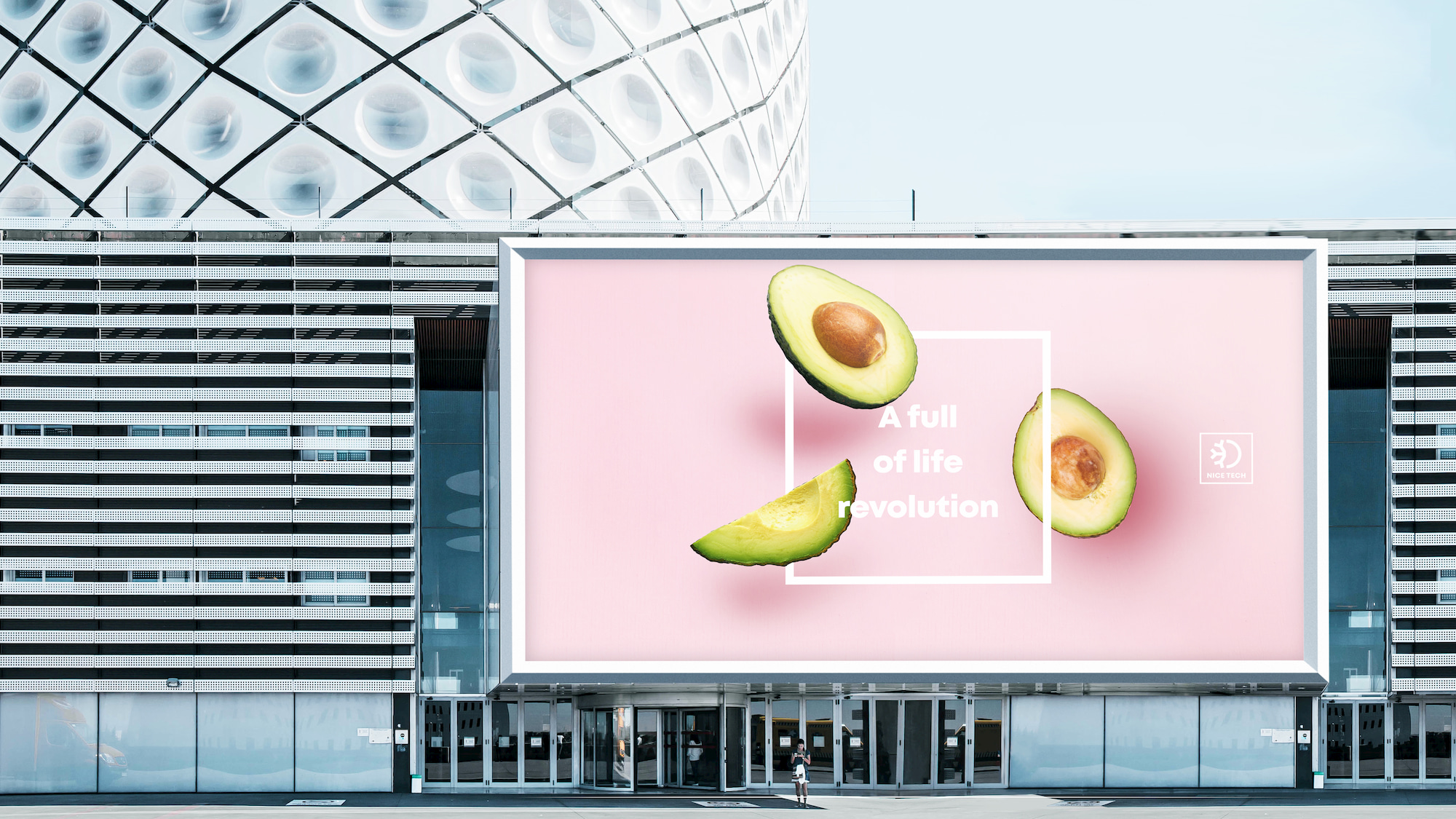 anuncio fachada