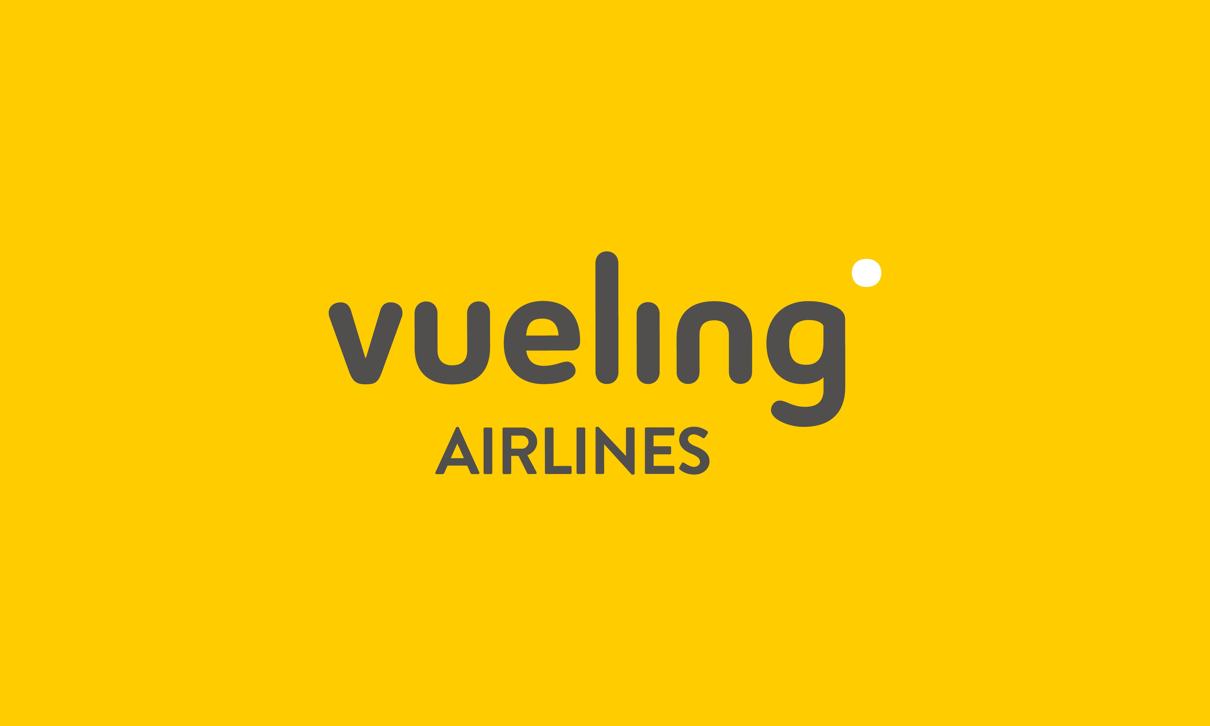 Vueling Columna Branding