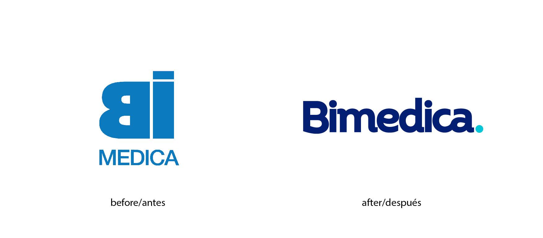 comparación Bimedica