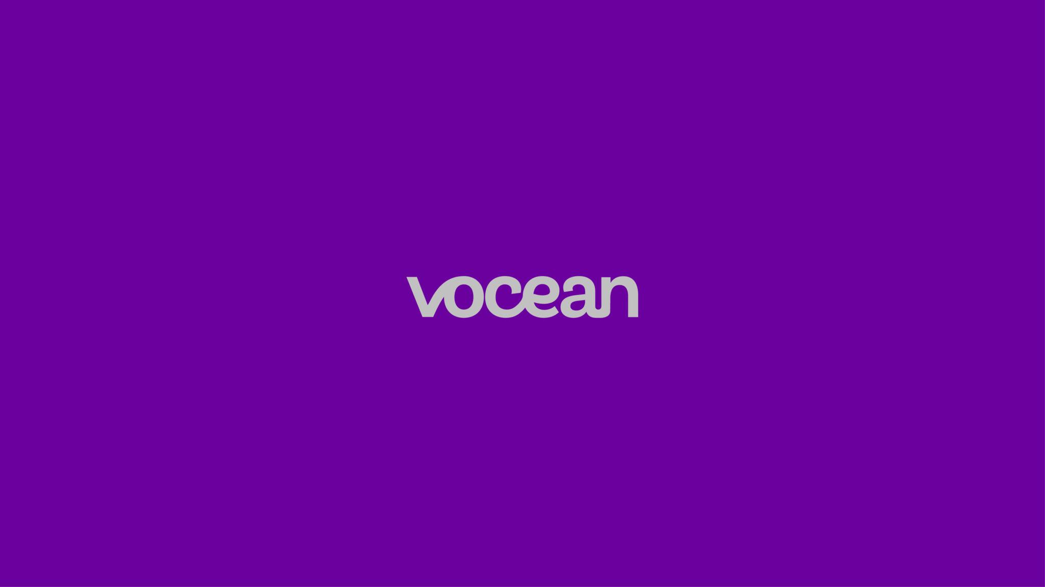 Logotipo Vocean